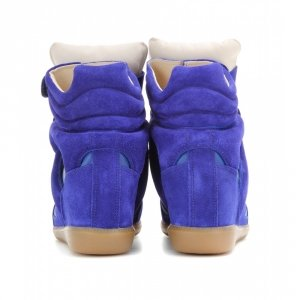 Isabel Marant Sneakers Blue New (2014)