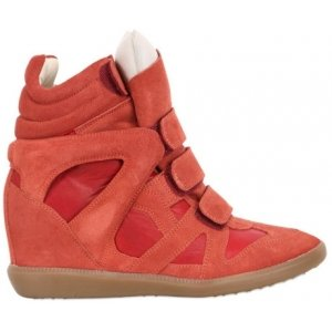 Isabel Marant Sneakers Red New (2014)
