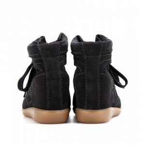 Isabel Marant Sneakers Bobby Black