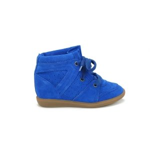 Isabel Marant Sneakers Bobby Blue