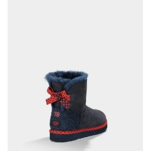 UGG Mini Bailey Bow 78 Navy
