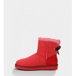 UGG Mini Bailey Bow 78 Red