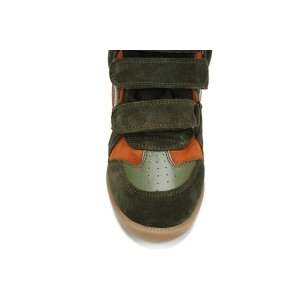 Isabel Marant Sneakers Green Coffee Suede