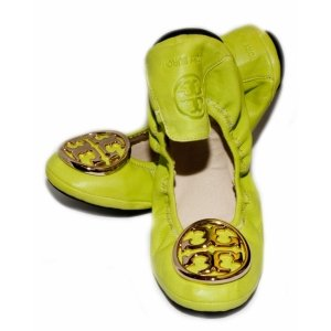 Балетки Tory Burch  Green