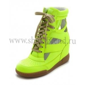 Marc By Marc Jacobs Neon Yellow