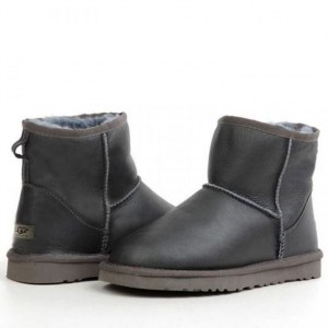 UGG Classic Mini Metallic - Grey