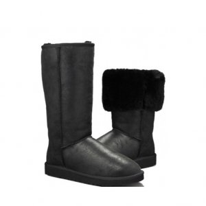 UGG Classic Tall - Metallic Black