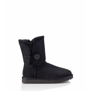 UGG Bailey Button-Black