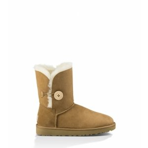UGG Bailey Button-Chestnut