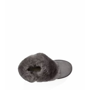 UGG Bailey Button-Grey