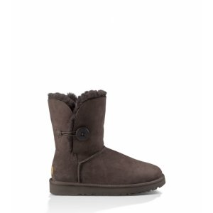 UGG Bailey Button - Chocolate