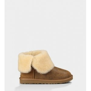 UGG Bailey Button Bomber - Chestnut