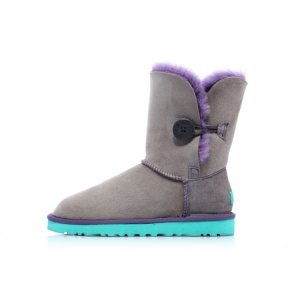 UGG Bailey Button Aqua