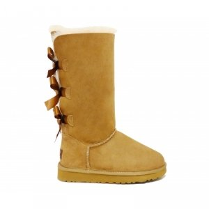 UGG Bailey Bow Tall - Chestnut