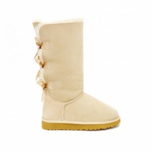 UGG Bailey Bow Tall-Sand