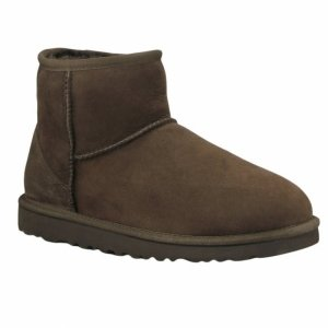 UGG Mens Classic Mini - Chocolate