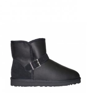 UGG Mens Mini Dylyn Metallic - Black
