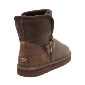 UGG Mens Mini Dylyn Metallic - Chocolate