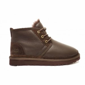 UGG Mens Neumel Metalliс - Chocolate