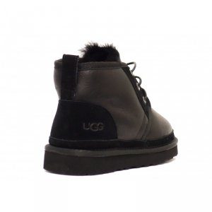 UGG Mens Neumel Metallic - Black