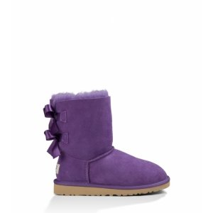 UGG Kids Bailey Bow - Petunia