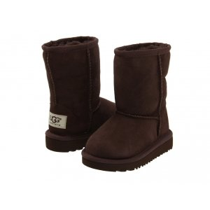 UGG Kids Classic Short - Chocolate