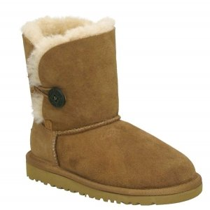 UGG Kids Bailey Button - Chestunt