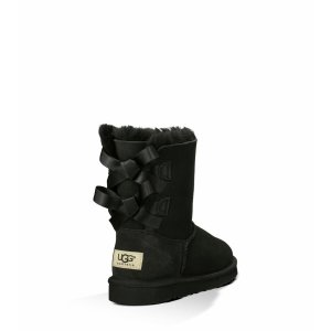 Ugg Kids Bailey Bow - Black