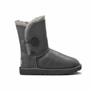 UGG Bailey Button Metallic - Grey
