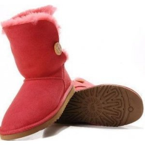 UGG Bailey Button - Tomato