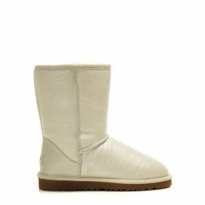 UGG Classic Short Metallic - Pear