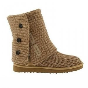 UGG Classic Cardy - Chestnut