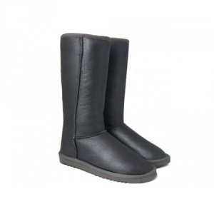 UGG Classic Tall Metallic - Grey