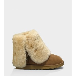 UGG Bailey Button Triplet - Chestnut