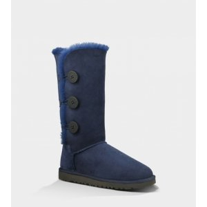 UGG Bailey Button Triplet - Navy