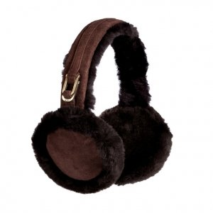 UGG Earmuffs - Chocolate