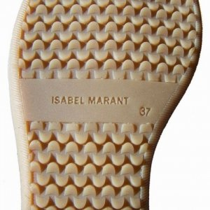 Isabel Marant Flower Black