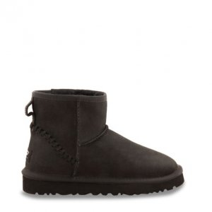 UGG Classic Mini Leather Black