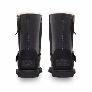 UGG Short Blaise Metallic Crystal - Black