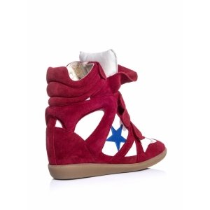Isabel Marant Bayley Star Red
