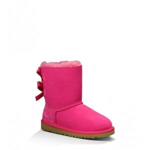 UGG Kids Bailey Bow - Cerise