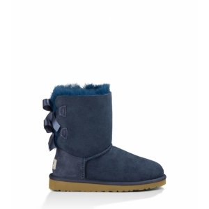 UGG Kids Bailey Bow - Navy