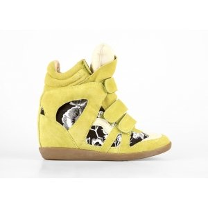 Isabel Marant Flover Yellow