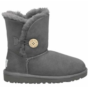 UGG Kids Bailey Button - Grey