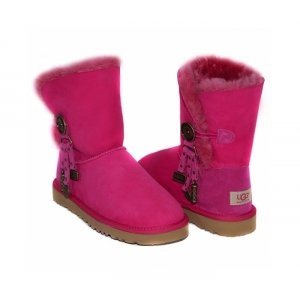 UGG Short Azalea - Dusty Rose