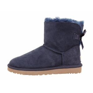 UGG Mini Bailey Bow - Navy