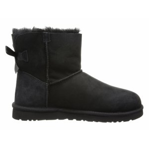 UGG Mini Bailey Bow - Black