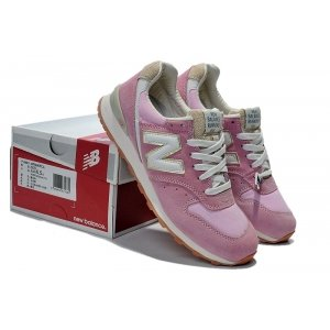New Balance 996 - Rose/White