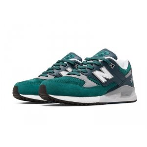 New Balance 530 - Green/White