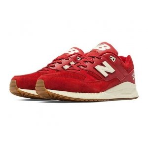 New Balance 530 - Red/White (41-45)